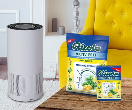 Gewinne den Luftreiniger Söhnle AirFresh Clean Connect! Teaser Bild
