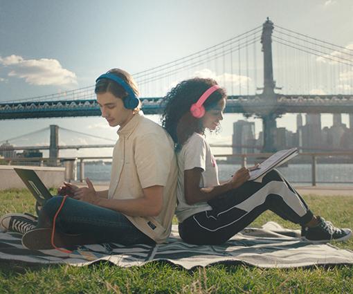 Gewinnen Sie einen von 7 WeSC On-Ear Headphones Teaser Bild