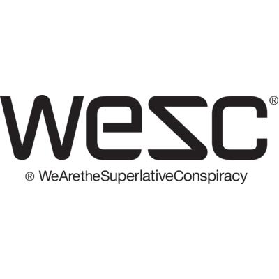 Gewinnen Sie einen von 7 WeSC On-Ear Headphones - Sponsor logo
