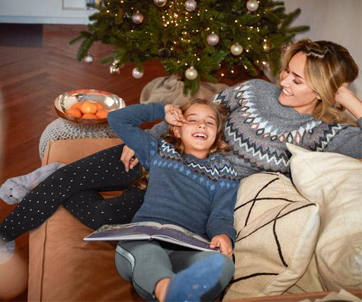 Gewinnen Sie mit Tchibo glanzvolle Looks für die Vorweihnachtszeit Teaser Bild