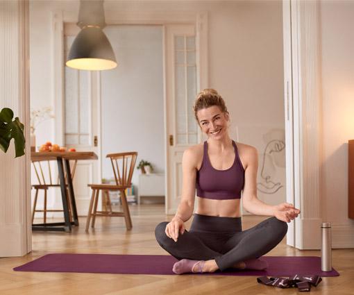 Gewinne mit Tchibo Sportmode & Zubehör für Fitness und Yoga! Teaser Bild