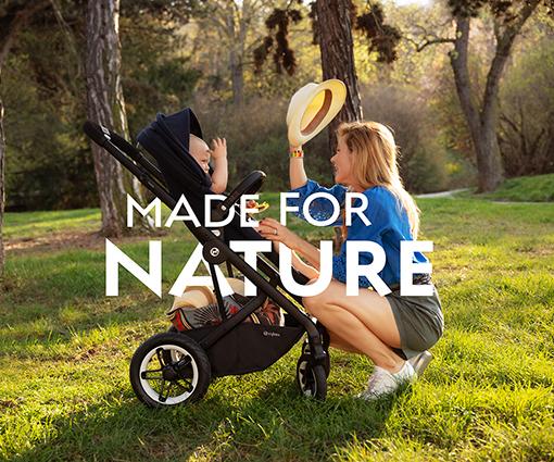 Gewinnen Sie mit CYBEX den Outdoor-Kinderwagen für jedes Terrain. Teaser Bild