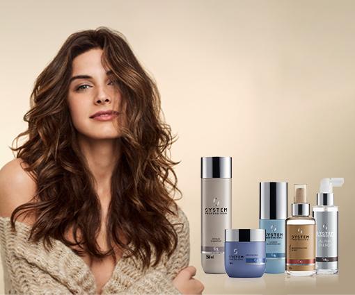 Frühlingserwachen fürs Haar mit System Professional Teaser Bild