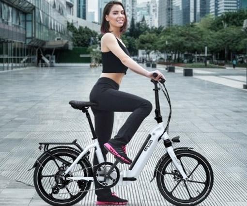 Gewinnen Sie eines von 20 E-Bike-Klapprädern B13 SF von AsVIVA! Teaser Bild