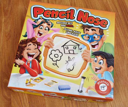 Kreativer Familien-Spiel-Spaß im Frühling Teaser Bild