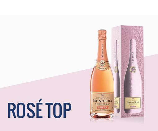 It´s Rosé Top Champagner Time! Teaser Bild
