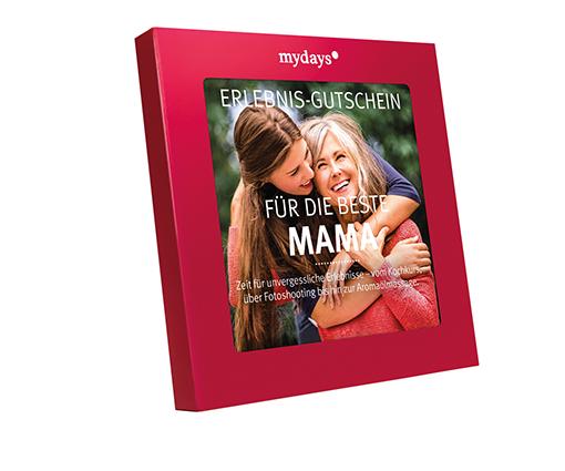 """Gewinne eine mydays Magicbox """"Für die beste Mama"""" Teaser Bild"""