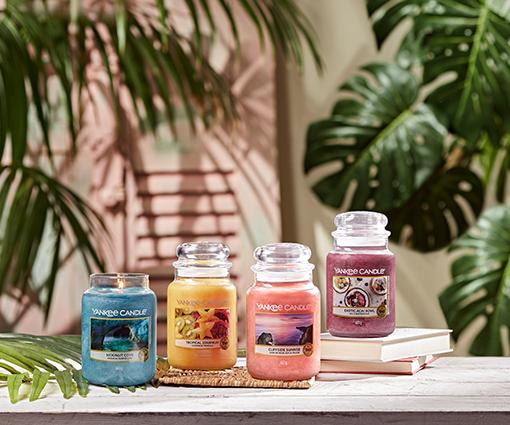 Gewinne zum Muttertag eine Duftkerze von Yankee Candle Teaser Bild