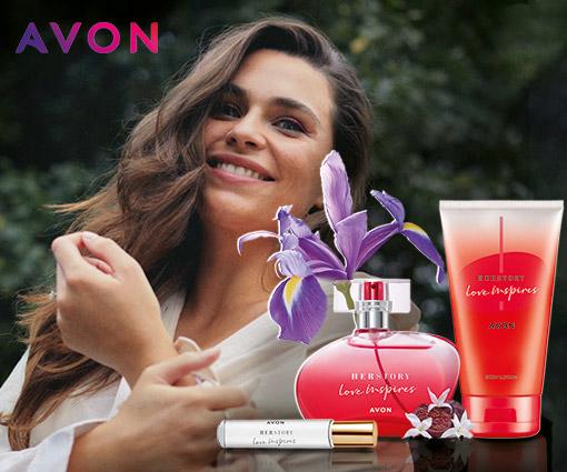 Avon: Mein Duft, meine Geschichte Teaser Bild