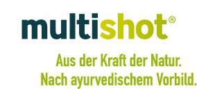 Fit durch deinen Alltag mit multishot vital boost+ - Sponsor logo