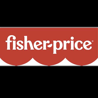 """Gewinne eines von zwei Fisher-Price Geschenkpaketen """"BlinkiLinkis"""" - Sponsor logo"""