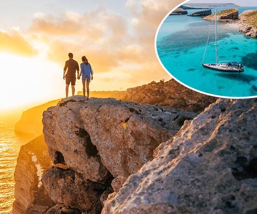 Gewinnen Sie mit Globista eine Reise nach Malta! Teaser Bild