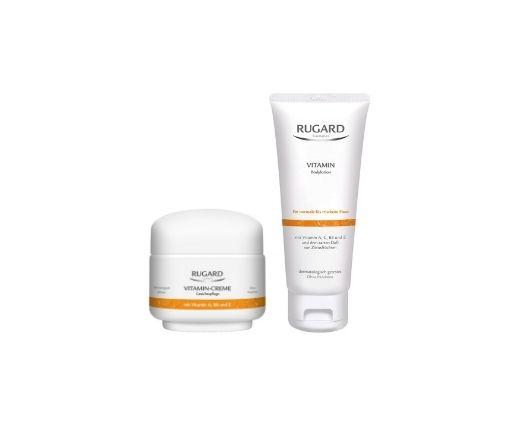 Vitamin-Power für Haut und Hände von RUGARD Teaser Bild