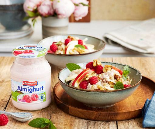 Almighurt sucht Deutschlands schönsten Frühstückstisch Teaser Bild