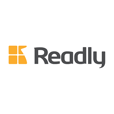 Readly: Meine Lieblingsmagazine jederzeit dabei - Sponsor logo