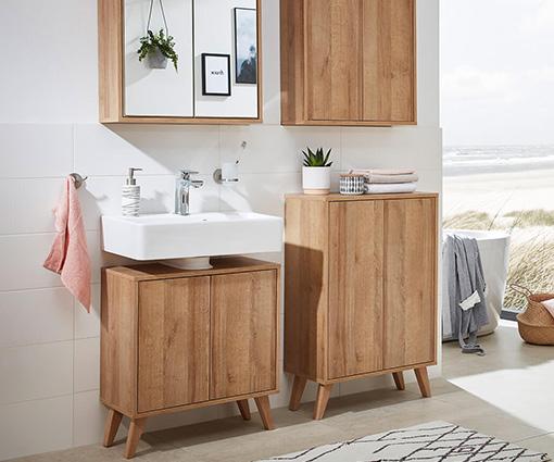 Entdecken Sie bei BadeDu alles für Ihr perfektes Badezimmer! Teaser Bild
