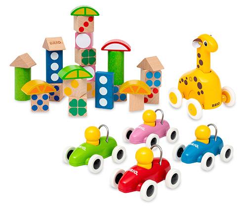 Lernspielzeug für die Kleinsten von BRIO Teaser Bild