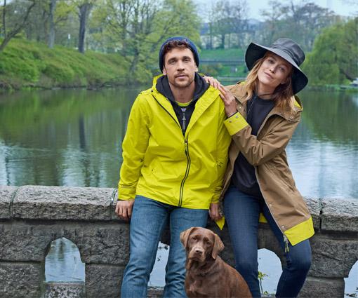Gewinnen Sie mit Tchibo stilvolle Bekleidung für jedes Herbstwetter! Teaser Bild