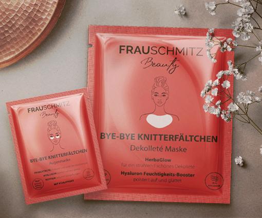 FRAUSCHMITZ Beauty: Tuchmasken mit Glow-Faktor Teaser Bild