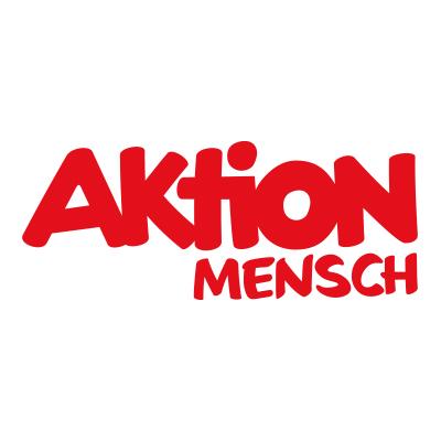 Gewinnen Sie ein Glücks-Los der Aktion Mensch - Sponsor logo
