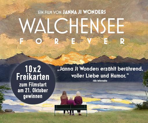 Ein großes verfilmtes Familienalbum mit Geschichten zum Staunen: WALCHENSEE FOREVER Teaser Bild