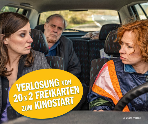 Der neue Film TÖCHTER ab 7. Oktober im Kino - nach dem Bestseller von Lucy Fricke! Teaser Bild