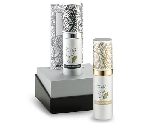 Gewinnen Sie ein individuelles Hautpflege-Set von Dr. Ute Schick Kosmetik! Teaser Bild