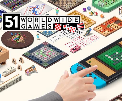 Reise um die Welt mit 51 Worldwide Games für Nintendo Switch Teaser Bild