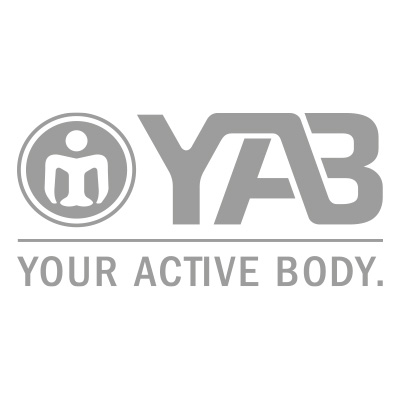 Clevere Fitness-Tools: Superhantel YAB & Zubehör - Sponsor logo
