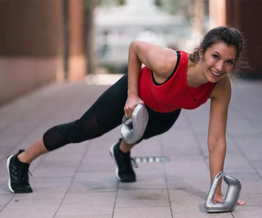 Clevere Fitness-Tools: Superhantel YAB & Zubehör Teaser Bild