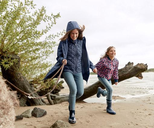 Gewinne mit Tchibo Kleidung für Nieselregen bis Donnerwetter! Teaser Bild
