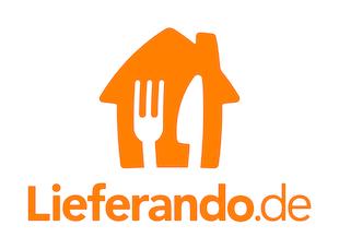 Gewinne einen Lieferando.de Gutschein in Höhe von 365 Euro - Sponsor logo