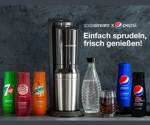 SodaStream Schlepp-Meisterschaft 2020 – Jetzt SodaStream gewinnen! Teaser Bild