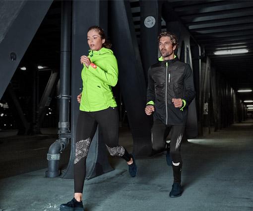 Gewinne funktionale Sportmode für die kalte Jahreszeit Teaser Bild