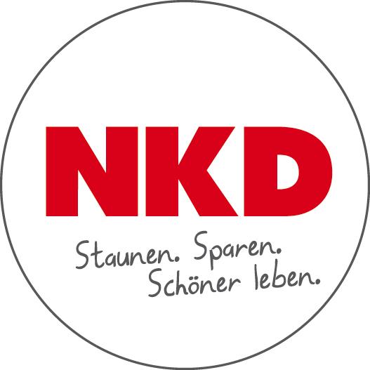 Shopping-Gutschein von NKD im Wert von 50 € gewinnen - Sponsor logo